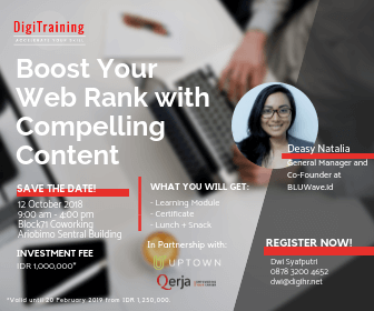 Digi Training - Boost Your Web Rank With Compelling Content