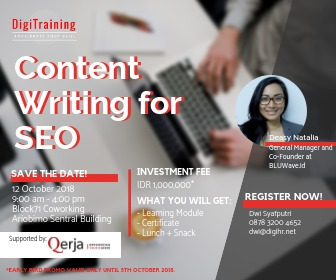 Digital Training Content Writing for SEO